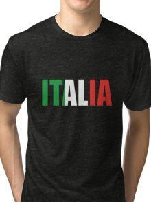 Italia Tri-blend T-Shirt