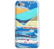 Waverley Paddle Steamer iPhone Case/Skin
