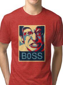 Filthy Frank Boss Tri-blend T-Shirt