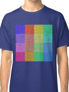 Deep Dreaming of a Color World 2 Classic T-Shirt
