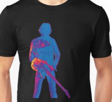 the rock star heat effect Unisex T-Shirt