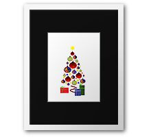 Beauty Of Christmas Framed Print