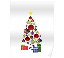 Beauty Of Christmas Poster