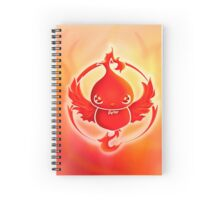 Team Valor Spiral Notebook