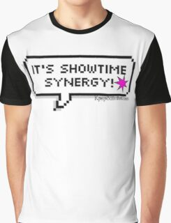 It's showtime Synergy! Jem & The Holograms Graphic T-Shirt