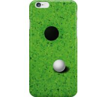 Playing Golf Prints / iPad Case / T-Shirt / iPhone Case / Samsung Galaxy Cases   / Pillows / Tote Bag / Duvet  iPhone Case/Skin