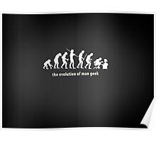 Geek evolution Poster
