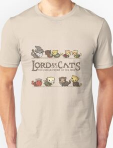 Lord Of The Cats Unisex T-Shirt