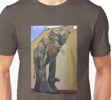 Elephant graffiti Unisex T-Shirt