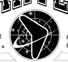 STAR TREK - STARFLEET ACADEMY Sticker
