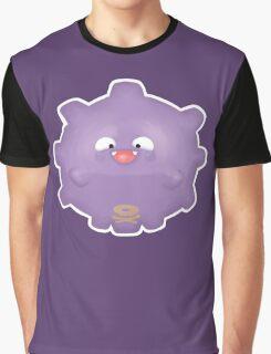 Cute Koffing - Pokemon Graphic T-Shirt