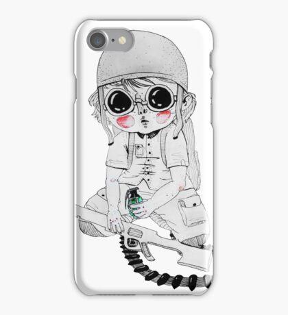 Child's War iPhone Case/Skin