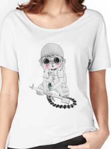 Child's War Women's Relaxed Fit T-Shirt