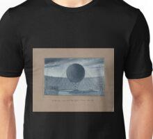 0014 ballooning Le ballon captif à vapeur de Mr Henri Giffard à Londres mai 1869 A Tissandier Unisex T-Shirt