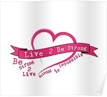 BeStrong Poster