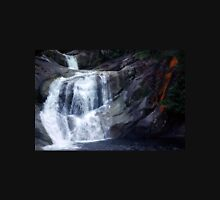 Top End of Josephine Falls, FNQ, AU Womens Fitted T-Shirt