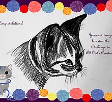 Banner - AGC - Cat by aprilann