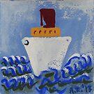 Fier capitaine by AgnesZirini