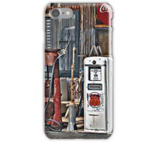 Route 66 Gas Pumps iPhone Case/Skin