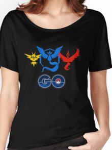Team Is The Pokémon Go Women's Relaxed Fit T-Shirt