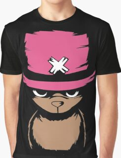 Doctor and Pirate - tony tony chopper Graphic T-Shirt