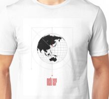 Coordinates - NCT 127 Unisex T-Shirt