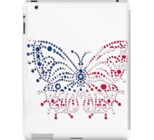 American Patriotic Dots Butterfly Flag iPod / iPhone 4  / iPhone 5  Case / Samsung Galaxy Cases / Pillow / Tote Bag / Duvet / Prints  iPad Case/Skin