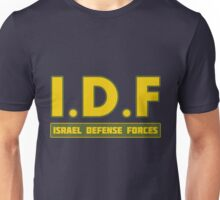 IDF Israel Defense Forces - with Symbol Unisex T-Shirt