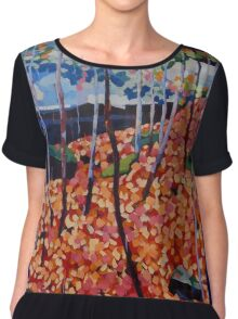 The Kings Promise Chiffon Top