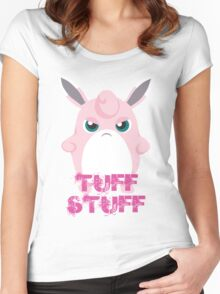 Tuff Stuff Women's Fitted Scoop T-Shirt