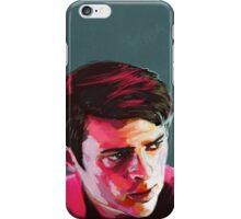 AOS Bones in Pink iPhone Case/Skin