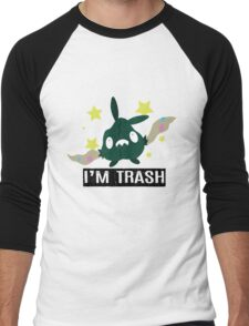 I'm Trubbish Trash Men's Baseball ¾ T-Shirt