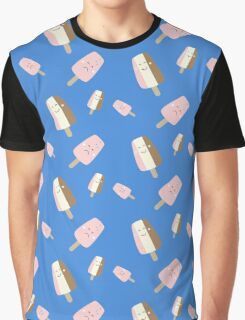 Colorful ice cream   Graphic T-Shirt