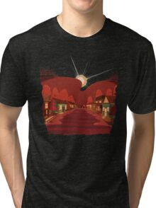 Alpine Ridge Road Tri-blend T-Shirt