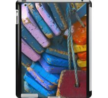 Colorful Floating Cork iPad Case/Skin
