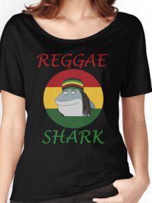 Reggae Shark Dreadlock Women's Relaxed Fit T-Shirt