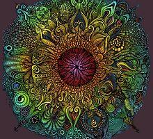 Mandala of Nieve by crystalface