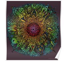 Mandala of Nieve Poster