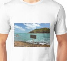 You are Standing at the Northernmost Point of the Australian Continent Unisex T-Shirt