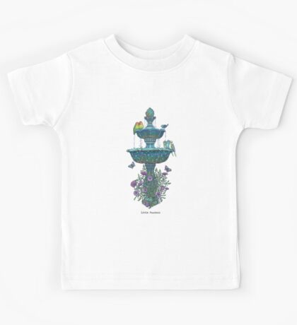 Little Fountain Kids Tee