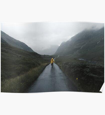 Skyfall - Landscape Photography Poster