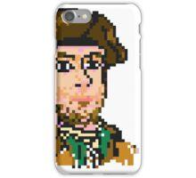 Retro Ross Poldark iPhone Case/Skin