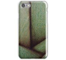 Beautiful Unique maple green wood veneer design iPhone Case/Skin