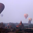 The Ancient City of Bagan by trish725