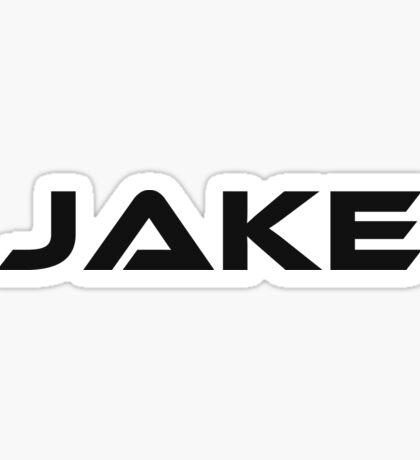 Jake Sticker