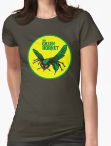 The Green Hornet 2011 American action comedy film Womens Fitted T-Shirt