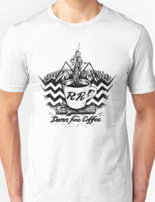 Damn Fine Coffee Unisex T-Shirt