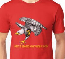 The Eagle Fly High Unisex T-Shirt