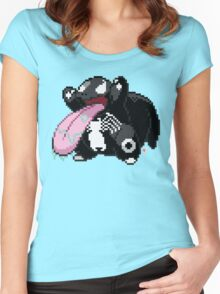 Lickivenom Women's Fitted Scoop T-Shirt