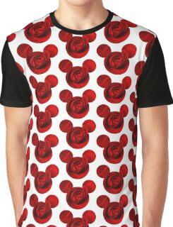 Mickey Love Graphic T-Shirt